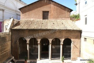 Basílica de San Vitale.