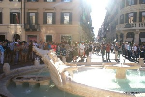 Plaza de Spagna