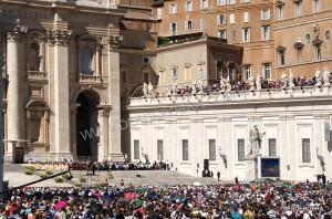 Misa de los Ancianos en el Vaticano