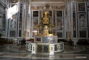 Basílica de María la Mayor, Roma