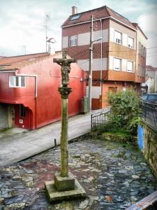 CRUCEIRO DA CALLE DA FEIRIA